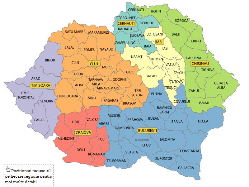Vlad Moldoveanu portfolio page